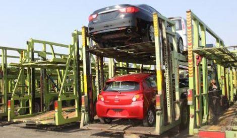 Penjualan Mobil Naik 5,9% di Kuartal I-2017