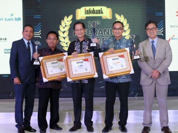 Bank Mandiri Sabet Penghargaan Infobank Banking Award
