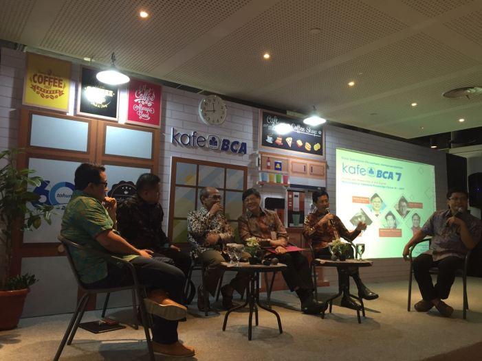 BCA Dukung Pengembangan lnovasi Berbasis Digital