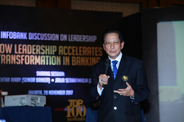 Leadership Jadi Kunci Bank Hadapi Disrupsi Digital