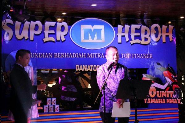 Bidik Pertumbuhan 8%, Mitra Dana Top Finance Gelar Undian