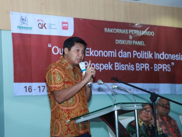 Perbarindo Inginkan  Negara Perhatikan Industri BPR dan BPRS