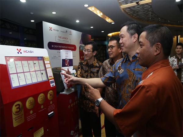 Permatabank-MCash Tawarkan UMKM Go Digital