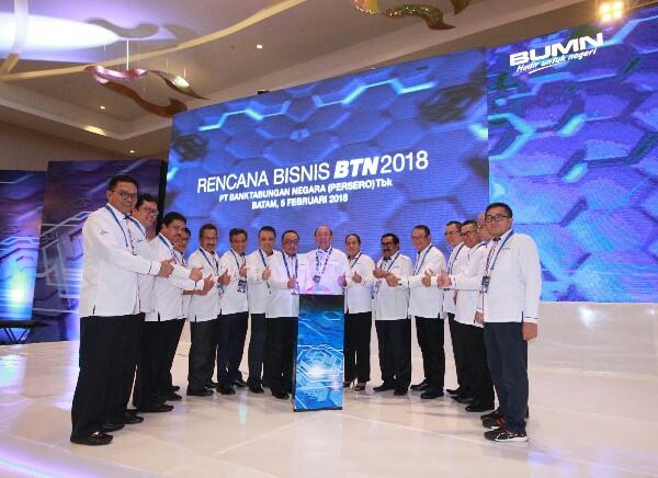 Pertebal Pendanaan, BTN Ajukan Pinjaman Bilateral Rp7 Triliun