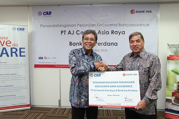 Kerja Sama Bancassurance