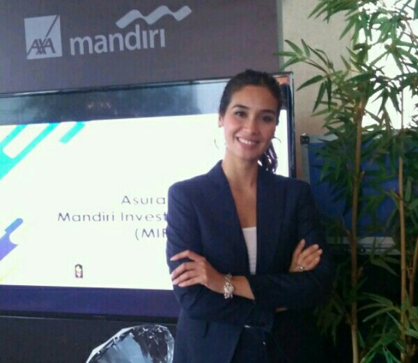 Marsha Timothy Tak Mau Ambil Investasi Berisiko