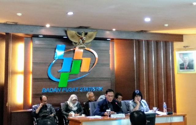 BPS: Ekonomi Membaik, Tumbuh 5,06% di Kuartal I-2018