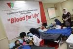 Rifan Financindo Adakan Donor Darah