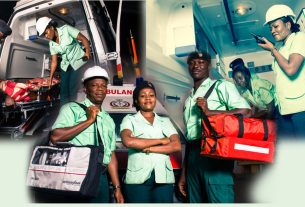 Accessing emergency medical services in Ghana