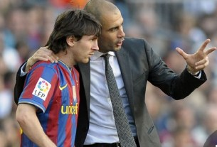 Barcelona star Lionel Messi has disclosed that his former coach Pep Guardiola had a huge influence in his footballing journey during his days in Spain.