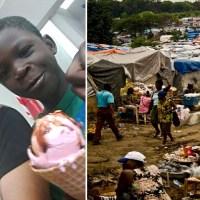 Adoptó un niño en Haití, la justicia misionera se lo quiere sacar y un tío haitiano la amenazó de muerte