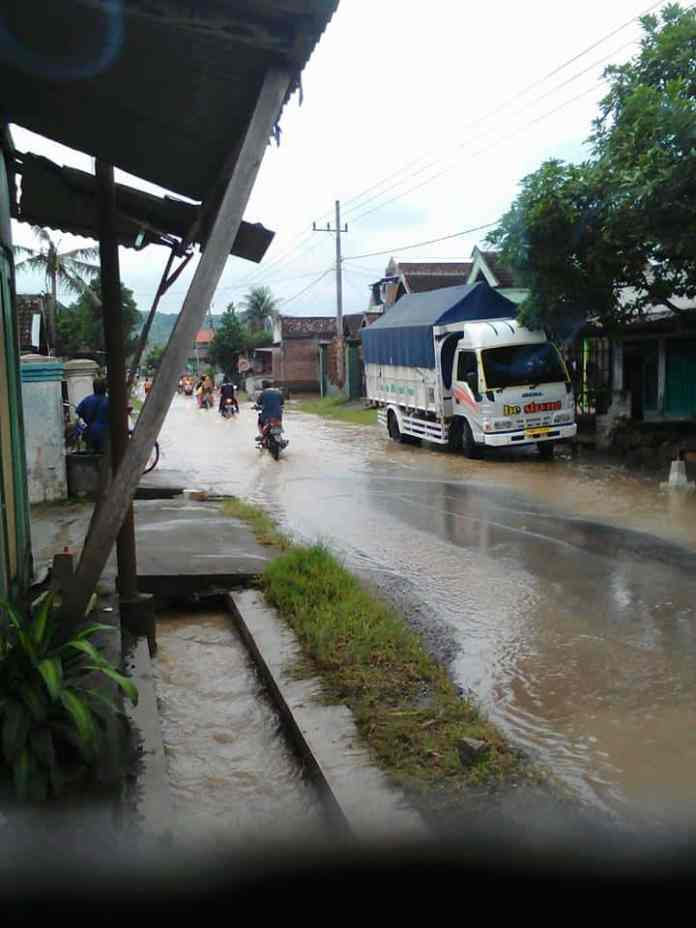 Kondisi Gondanglegi Pasca Banjir
