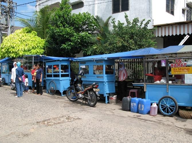 Pedagang Kaki Lima (PKL)