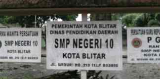 SMP N 10 Blitar