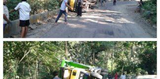 Truk Oleng di Gogong Desa Ngeni Kecamatan Wonotirto