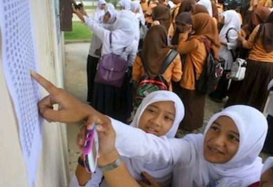 ilustrasi pengumuman NUN. foto manadopostonline com