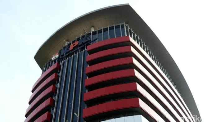 Gedung KPK (Agung Pambudhy/detikcom)