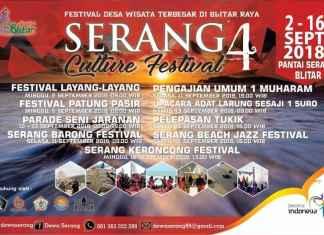 Serang Culture Festival ke 4