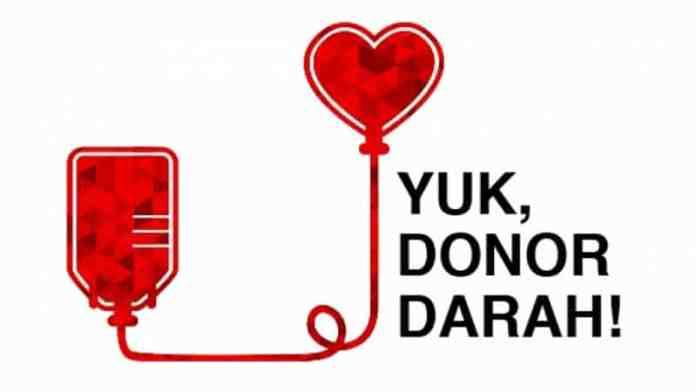 Ilustrasi donor darah. Sumber: infopublik id