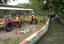 Wisata Sungai Tangkil Wlingi