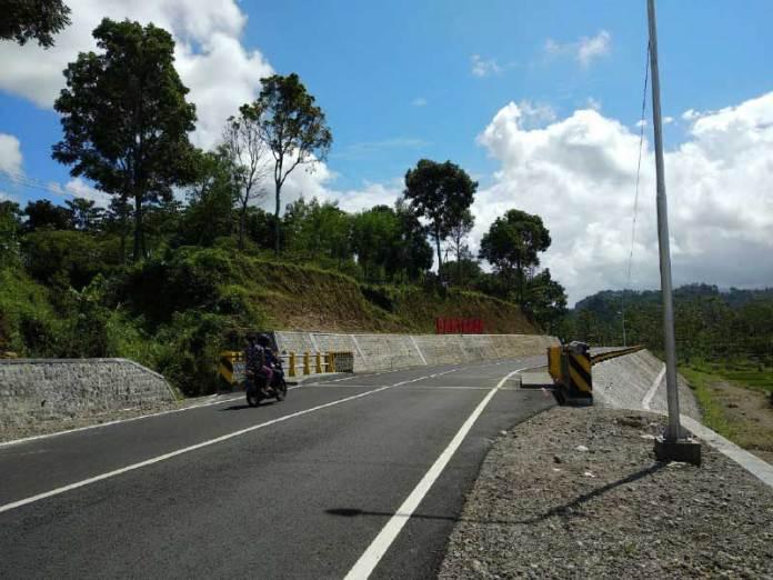 Jalan Bantaran Resmi Dibuka. Dok. istimewa InfoBlitar.com