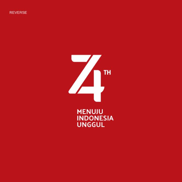 Download Logo HUT RI 74 Tahun 2019