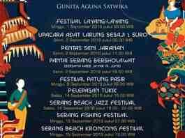 Serang Culture Festival 2019