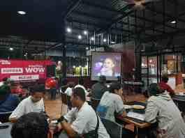 Kopadar Smartfren Community Blitar Nobar WOW concert
