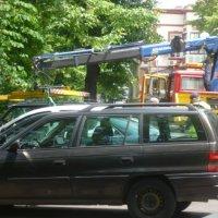 """Съд постанови: вдигането на автомобил с """"паяк"""" е незаконно…"""