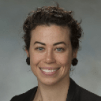 Katie Bertel is Penn's Courseware Support Librarian