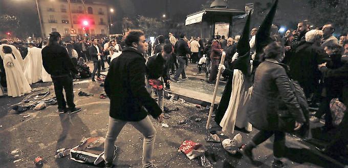 Image result for disturbios en la madrugá