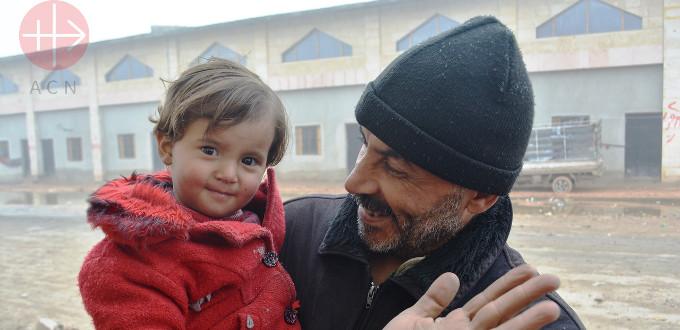 La ciudad siria de Alepo vuelve a la vida poco a poco