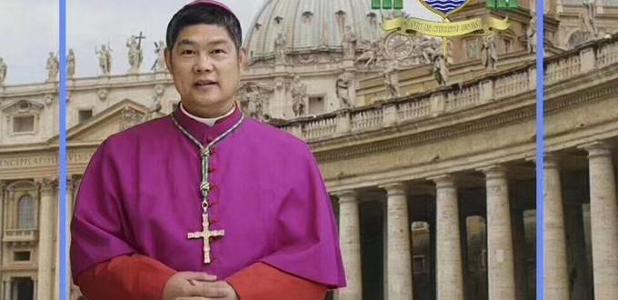 Resultado de imagem para Mons. Pedro Shao Zhumin