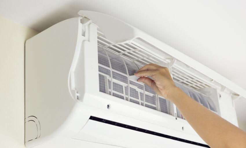 filtros do ar condicionado-infoclima