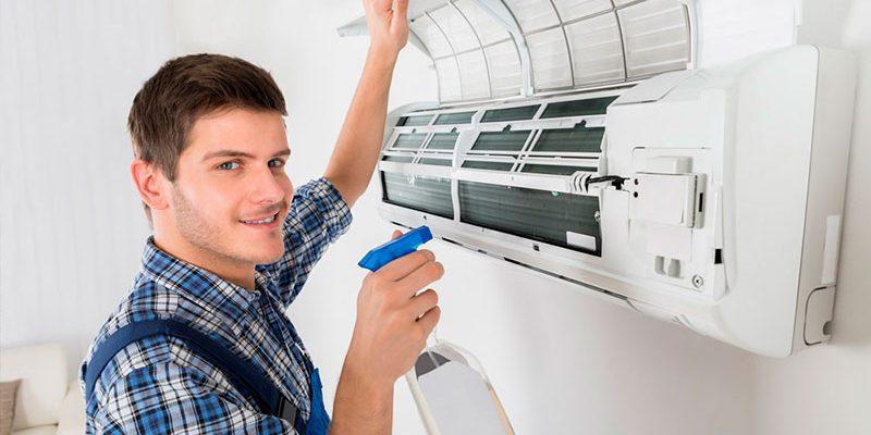 limpeza do ar condicionado-infoclima