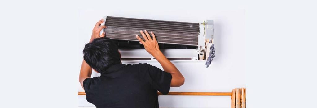 filtro do ar condicionado - infoclima -nao limpar