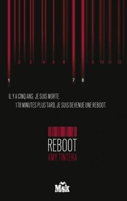 Reboot, Amy Tintera