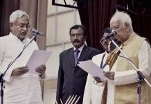 Nitish Kumar Continue as CM of Bihar But With BJP Now, Here's the Oath Ceremony Details