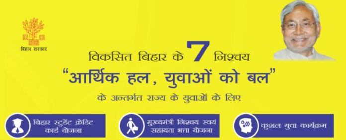 MNSSBY-Bihar Student Credit Card Online Application, Status, Registration Query, BSCC Yojna Details