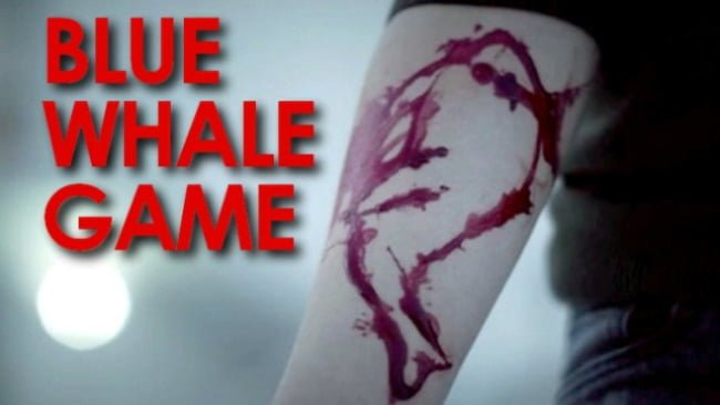 Why Child Suiciding Due To Blue Whale Game