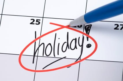 List of National Holidays in Private Companies in India