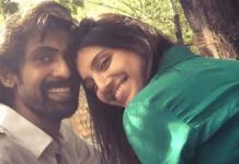 Rana Daggubati gets Engaged with Interior Designer Miheeka Bajaj