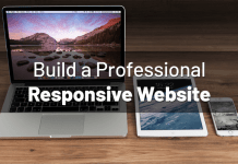 5 Tips for Creating a Responsive Professional Website