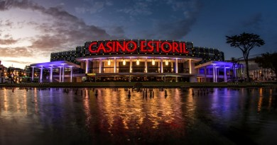 Estoril Sol fecha casinos durante o confinamento