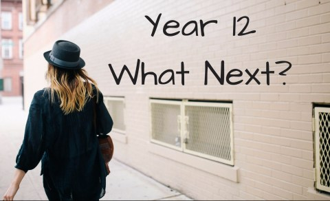 Year 12 What Next?