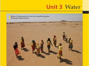 Life, Unit 4: Water