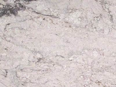 N River White Granite Countertop