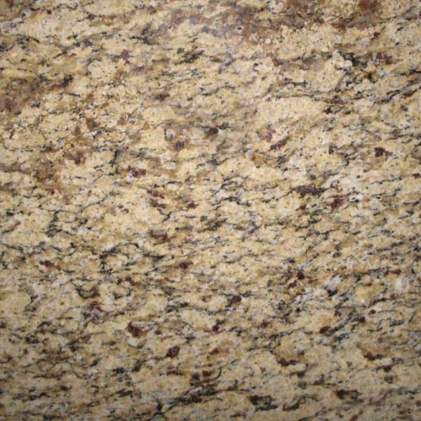 Amber Yellow Granite Countertop