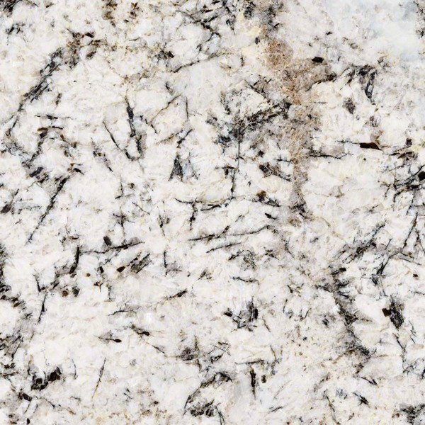 White Glimmer Granite Countertop