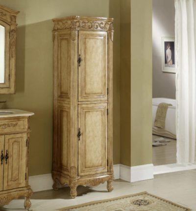 Tuscany 21′ Linen Cabinet Tan